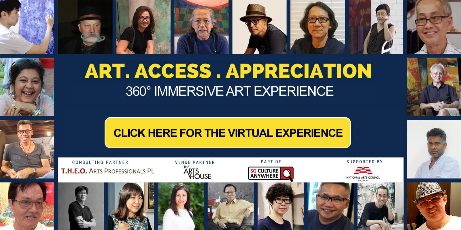 ART ACCESS APPRECIATION VIRTUAL EXHIBITION